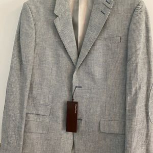 NWT Elbow Patch Blazer Men's 40R